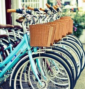 bikes in a row emily a clark